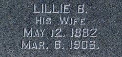 "Lillian B ""Lillie"" <I>Peterson</I> Hildeen"