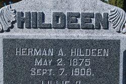 Herman A Hildeen