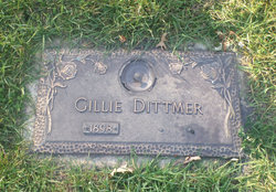 Gillie Lou <I>Nolen</I> Dittmer
