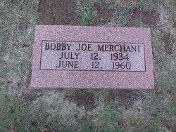 Bobby Joe Merchant (1934-1960) - Find A Grave Memorial