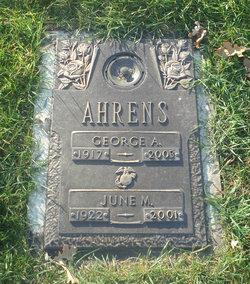 George August Ahrens