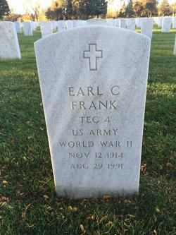 Earl C Frank
