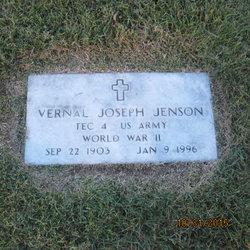 "Vernal Joseph ""Vern"" Jenson"