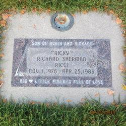 Richard Sherman Ricci
