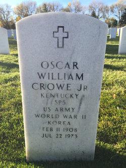 Oscar William Crowe, Jr