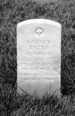 Barney Batts