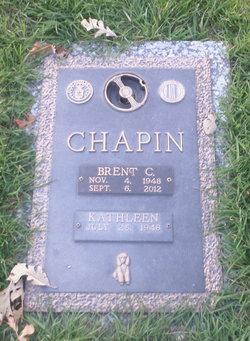 Brent C Chapin