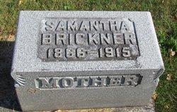 Samantha Jane <I>Moser</I> Brickner