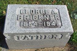 George August Brickner