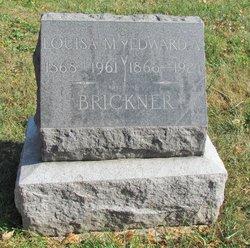 Louisa M <I>Greenwald</I> Brickner