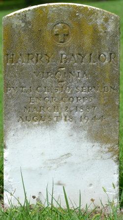 Harry Baylor
