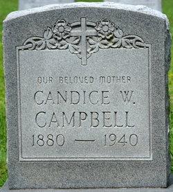 Candice <I>Williams</I> Campbell