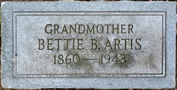 Bettie <I>Birdsong</I> Artis