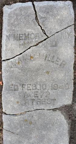 William H Miller