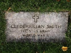 Clyde Julian Smith