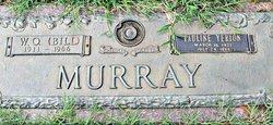 "W. O. ""Bill"" Murray"