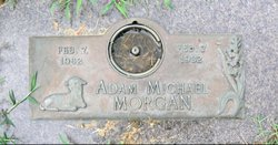 Adam Michael Morgan