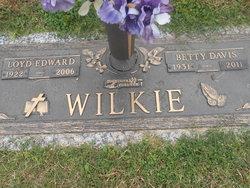 Loyd Edward Wilkie