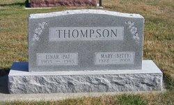 """Mary """"Betty"""" Thompson"""