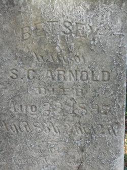 Betsey <I>Gott</I> Arnold