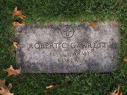Robert C Garrett