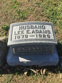 Lee E Adams