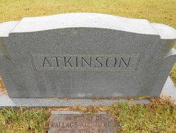 Wallace Payne Atkinson, Sr