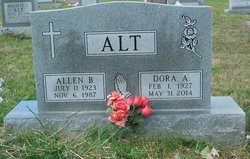Allen Bernard Alt