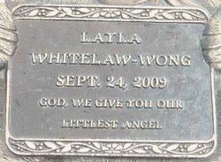 Layla Whitelaw-Wong