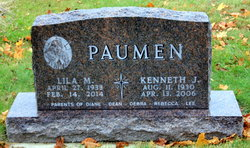 Kenneth John Paumen