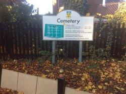 New Stowmarket Cemetery