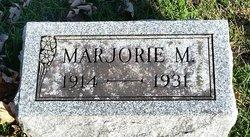 Marjorie May Pearl