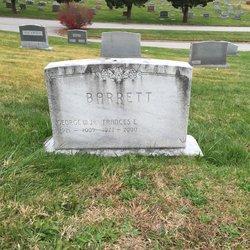 George W Barrett