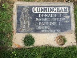 Donald J Cunningham
