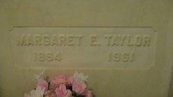 Margaret Ellen <I>Hanshew</I> Taylor