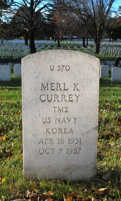 Merl Keith Currey