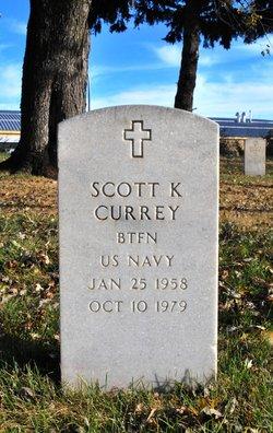 Scott K Currey