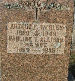 Pauline Thompson <I>Allison</I> Wesley