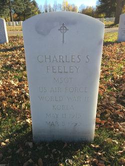 Charles S Feeley