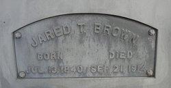 Jared T Brown