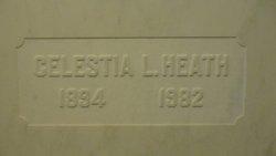 Celestia L <I>Taylor</I> Heath