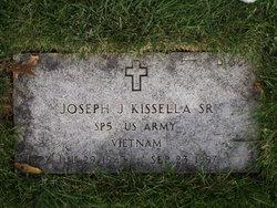 Joseph James Kissella, Sr
