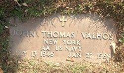 John Thomas Valhos