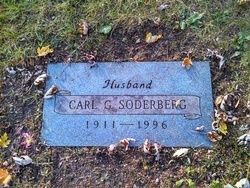 Carl G Soderberg (1911-1996) - Find A Grave Memorial
