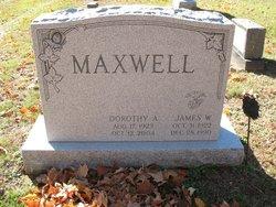 Dorothy A <I>Tarnowski</I> Maxwell