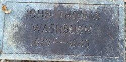 John Thomas Washburn