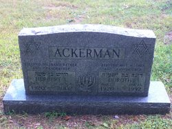 Herbert L Ackerman