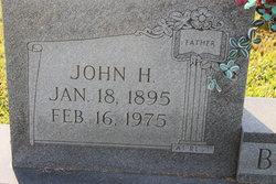John H Burgett