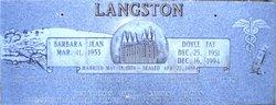 Dr Doyle Fay Langston