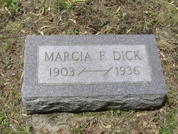 Marcia or dick